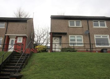 Thumbnail 2 bed semi-detached house for sale in Heron Road, Greenock