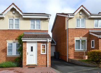 3 bed link-detached house for sale in Little Meadow Croft, Northfield, Birmingham B31
