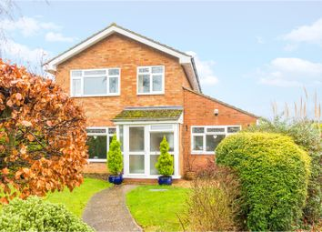 Thumbnail 5 bed detached house for sale in Thurley Close, Southoe, St. Neots