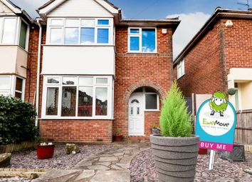 Thumbnail 3 bed end terrace house for sale in Stapleford Road, Luton