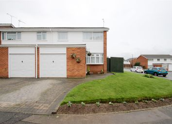 Thumbnail 3 bed semi-detached house for sale in Alex Grierson Close, Binley, Coventry