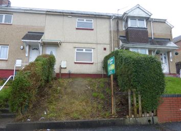 2 bed terraced house for sale in Elphin Gardens, Townhill, Swansea SA1