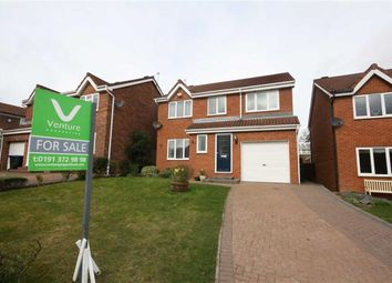 Thumbnail 5 bed property for sale in Cheviot Close, Chester Le Street, County Durham