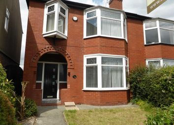 Thumbnail 3 bed semi-detached house for sale in Kirkhall Lane, Leigh