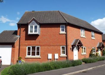 Thumbnail 3 bed semi-detached house for sale in Bowling Green Road, Uttoxeter, Staffordshire