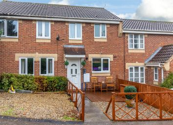 Thumbnail 2 bed terraced house for sale in Wherry Close, North Walsham