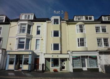 Thumbnail 2 bed flat for sale in Glandyfi Terrace, Aberdovey, Gwynedd