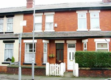 Thumbnail 2 bed terraced house to rent in Park Street, Prestwich, Prestwich