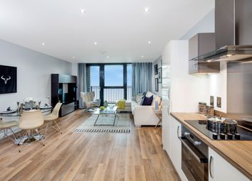 Thumbnail 2 bedroom flat for sale in 118-128 Christchurch Road, Colliers Wood, London