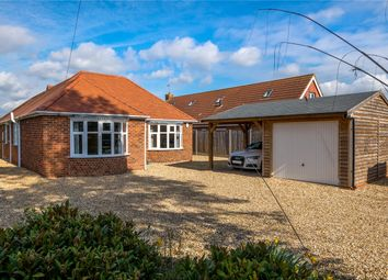 Thumbnail 4 bed detached bungalow for sale in Vicarage Lane, Helpringham, Sleaford, Lincolnshire