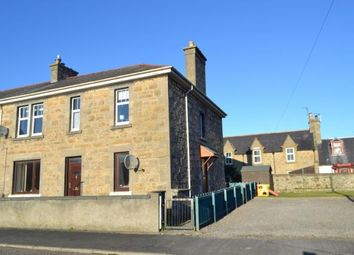 Thumbnail 2 bed flat for sale in 23 Tulloch Park, Forres