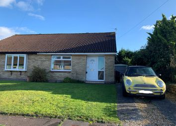 Thumbnail 2 bed semi-detached bungalow for sale in Buckingham Place, Barry