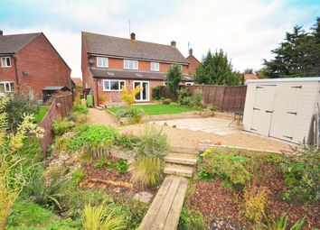 Thumbnail 3 bed property for sale in The Meadows, Gresham, Norwich
