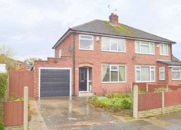 Thumbnail 3 bedroom semi-detached house for sale in Mayfield Road, Blacon, Chester