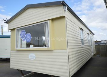 2 bed mobile/park home for sale in Leysdown Road, Leysdown On Sea, Isle Of Sheppey ME12