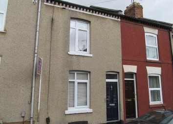 Thumbnail 2 bed terraced house to rent in Brook Street, Northampton
