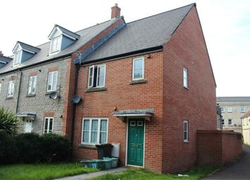 Thumbnail 3 bed end terrace house for sale in Allans Way, Weston Village, Weston-Super-Mare, North Somerset