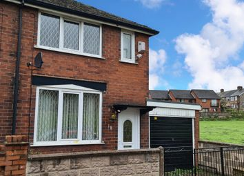 Timmis Street, Hanley, Stoke-On-Trent ST1. 2 bed semi-detached house