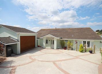Thumbnail 3 bed detached bungalow for sale in Wall Park Close, Wall Park, Brixham