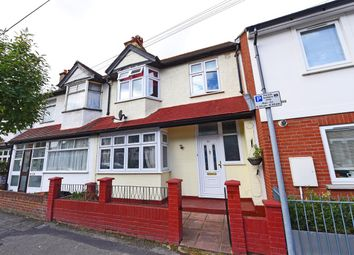 Thumbnail 3 bedroom end terrace house for sale in Grove Road, London