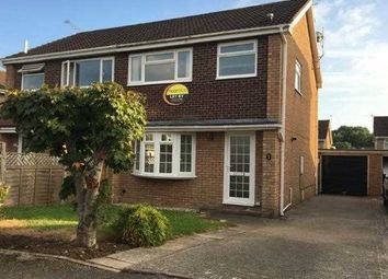 Thumbnail 3 bed semi-detached house to rent in Priory Close, Chepstow