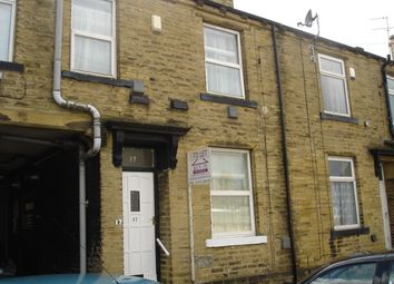 Thumbnail 2 bed terraced house to rent in Chellow Street, Bradford