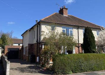 Thumbnail 3 bed semi-detached house for sale in Link Road, Aylestone Hill, Hereford