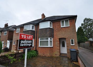 Thumbnail 3 bedroom semi-detached house to rent in Barron Road, Northfield, Birmingham