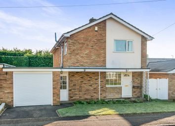 Thumbnail 3 bed detached house for sale in Chenery Drive, Sprowston, Norwich