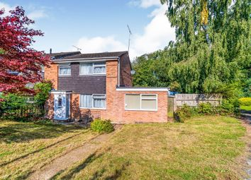Oakwood Drive, Lordwood, Southampton SO16. 4 bed end terrace house