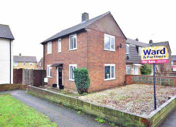 Thumbnail 2 bed end terrace house for sale in Beechings Way, Rainham, Gillingham, Kent