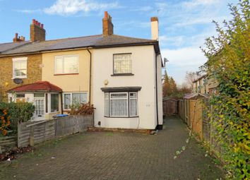 Thumbnail 2 bed end terrace house for sale in Harrow Road, Wembley, Middlesex