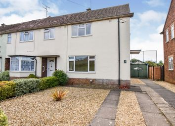 Thumbnail 3 bedroom semi-detached house for sale in Ireton Road, Market Harborough