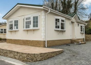 Thumbnail 2 bed mobile/park home for sale in Brookfield Park, Mill Lane, Old Tupton, Chesterfield