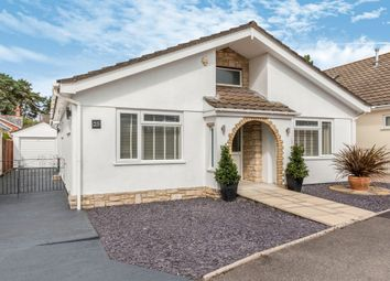 Thumbnail 2 bedroom detached bungalow for sale in Gleneagles Close, Ferndown