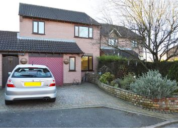 Thumbnail 3 bed detached house to rent in Beaumont Close, Belper