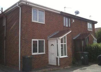 Thumbnail 2 bedroom semi-detached house to rent in Michelle Close, Stenson Fields, Derby
