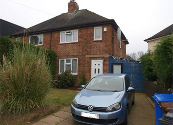 Thumbnail 3 bed semi-detached house for sale in Somerset Road, Burton-On-Trent, Staffordshire
