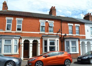 Thumbnail 3 bed terraced house for sale in Symington Street, St James, Northampton