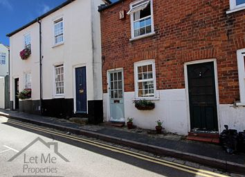 Thumbnail 2 bedroom terraced house to rent in Queen Street, St.Albans