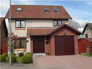 Thumbnail 4 bedroom detached house to rent in Coull Green, Kingswells, Aberdeen