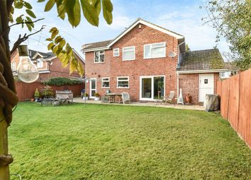 Thumbnail 5 bed detached house for sale in Little Green Lane, Farnham, Surrey