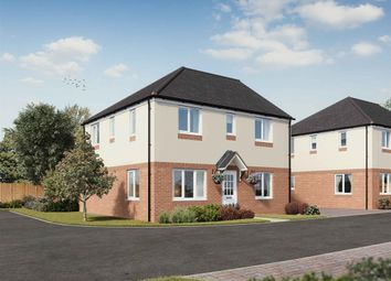 "Thumbnail 4 bedroom end terrace house for sale in ""The Aberlour II "" at Barrhead Road, Cowglen, Glasgow"