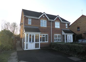 Thumbnail 2 bed semi-detached house to rent in Riverbank Road, Willenhall