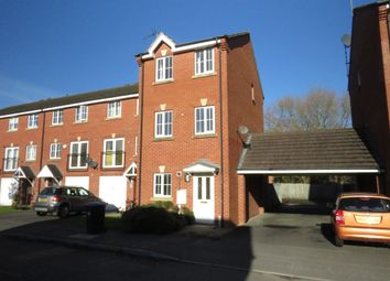 Thumbnail 4 bed link-detached house for sale in Aqua Place, Rugby
