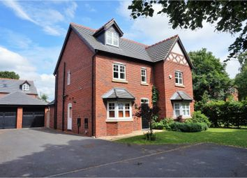 Thumbnail 5 bed detached house to rent in Lockwood View, Chester