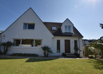 Thumbnail 3 bedroom detached house for sale in Little Hill, Salcombe