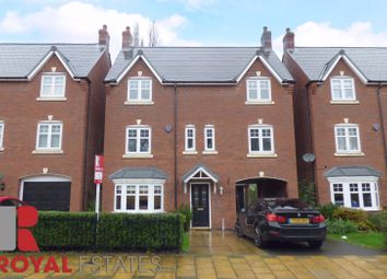 Thumbnail 5 bed detached house to rent in Cardinal Close, Birmingham