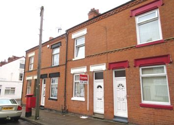 Thumbnail 2 bed terraced house for sale in Beatrice Road, Newfoundpool, Leicester