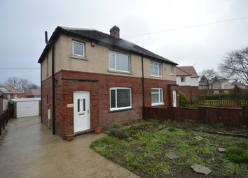 Thumbnail 3 bed semi-detached house for sale in Broadway, Wakefield